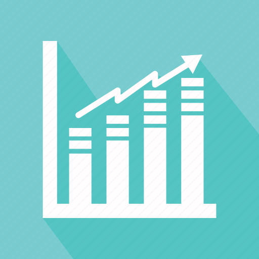 Bar, chart, growth, growth chart icon - Download on Iconfinder
