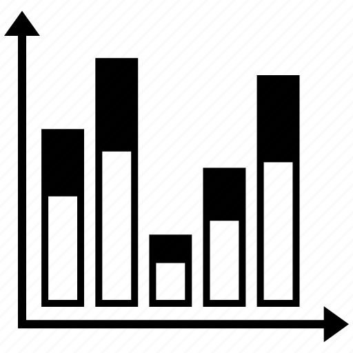 chart, economic, graphic, statistics icon