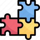 marketing, growth, business, promotion, puzzle, strategy, solution