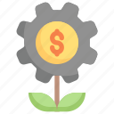 marketing, growth, business, promotion, growth gear money, setting, management