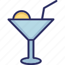 appetizer drink, beach drink, cocktail, drink, margarita icon