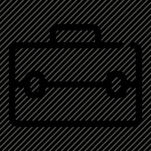 bag, case, fashion, school, suitcase icon