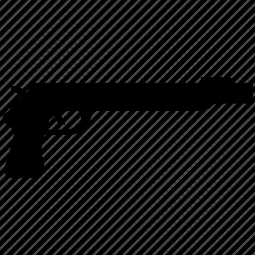 game, gun, pistol, police, weapon icon