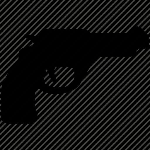 army, game, gun, military, pistol, short, weapon icon