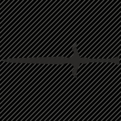 blade, classic, ninja, weapon icon