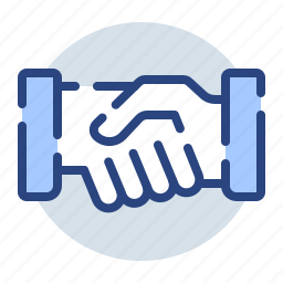 agreement, deal, hand, hands, partnership, shake hands icon