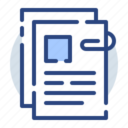 attachement, data, documents, files, format, sheet icon