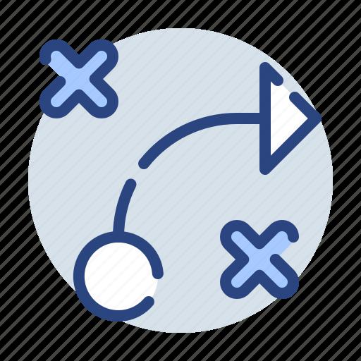 business, finance, game, marketing, plan, sending, strategy icon