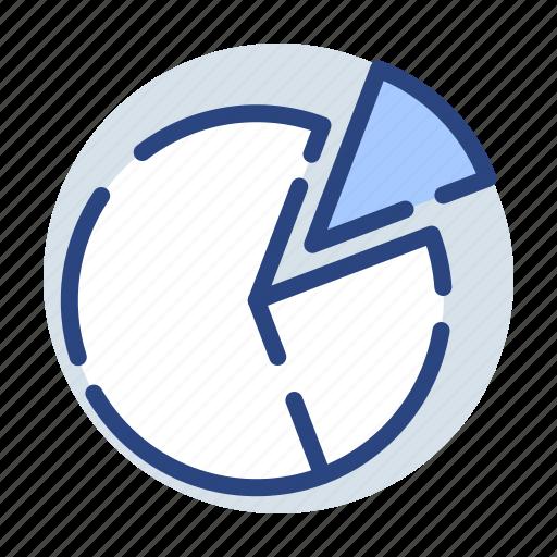 chart, diagram, finance, marketing, pie, report icon