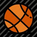 ball, basket, gym, sport