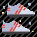clothing, equipment, shoe, sportive icon