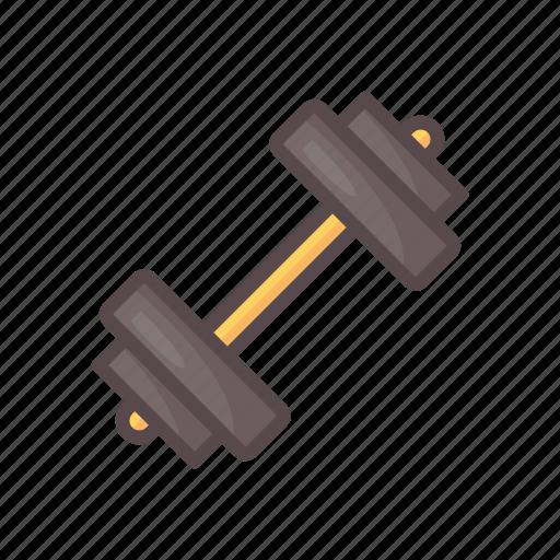 fitness, gym, iron, training, weight lift icon