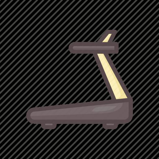 body, diet, fitness, gym, run, training, treadmill icon
