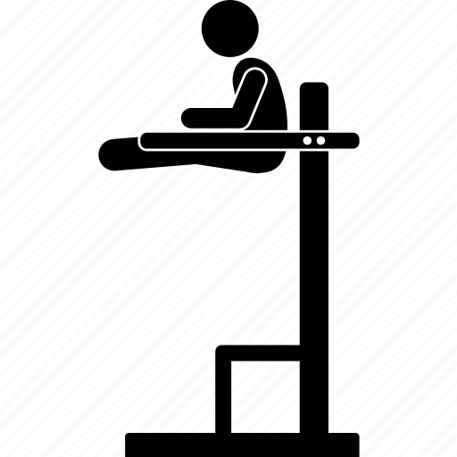 equipment, gym, man, person, training, workout icon