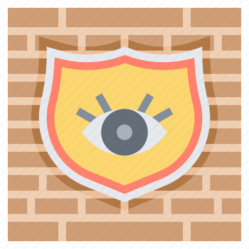 protection, security, shield, system icon