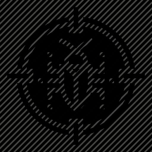 antivirus, bug, scan, search, virus icon