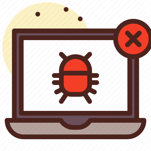 bug, insecure, virus icon
