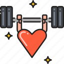 exercise, fitness, gym, health, healthy, lifestyle, workout icon