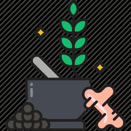detox, ginseng, herbal, herbs, medication icon