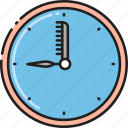 business, clock, hour, hours, open, time, working icon