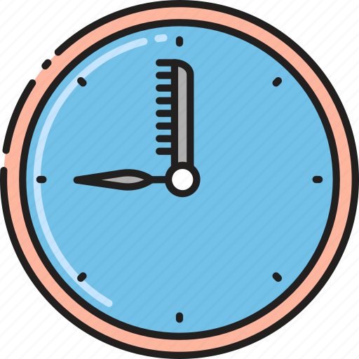 Hours, working, time, open, hour, business, clock icon - Download