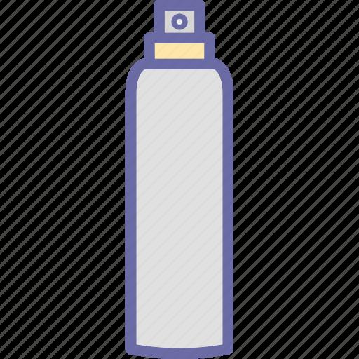 bottle, hair spray, salon spray, spray bottle, sprayer icon