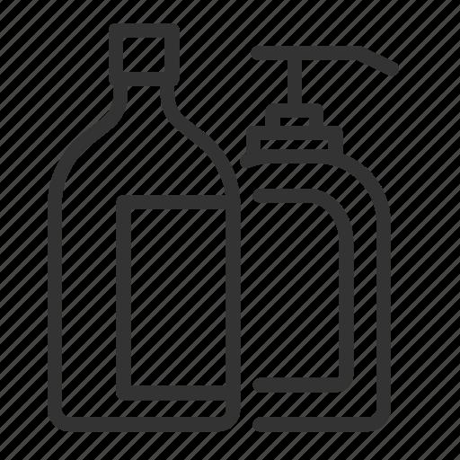 clean, conditioner, hair, salon, shampoo icon