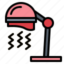 hair, hairdryer, salon, treatment icon