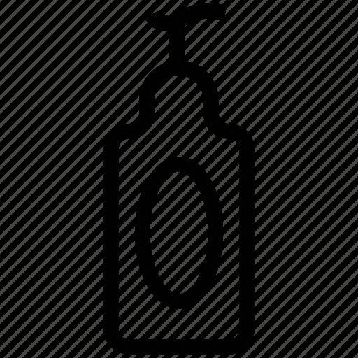 cleanser, face wash, foam dispenser, moisturizer, soap dispenser icon