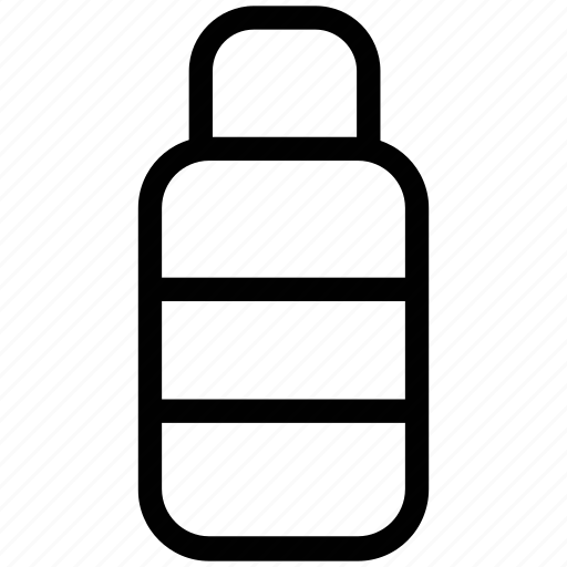 after shave, bottle, oil bottle, shampoo, toner icon
