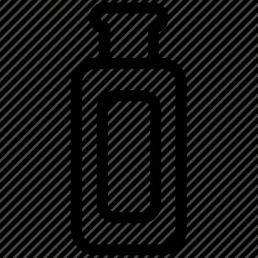 bottle, conditioner, liquid dispenser, oil bottle, olive bottle, shampoo icon