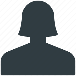 female, lady, profile avatar, woman, woman avatar icon