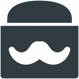 hair salon, handlebar moustache, moustache, moustache product, mustache cream icon