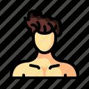 barber, cut, hair, hairstyle, man, retro