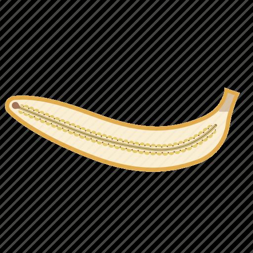 banana, dessert, food, fruit, healthy, tropical icon