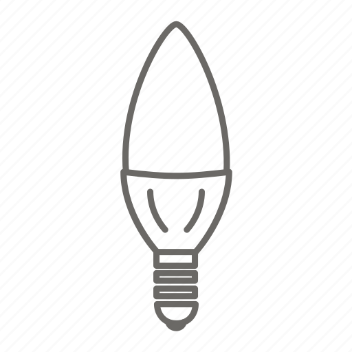 Bulb, electric, energy, lamp, led lamp, light icon - Download on Iconfinder