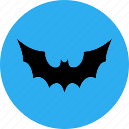 bat, halloween, scary, vampire bat icon