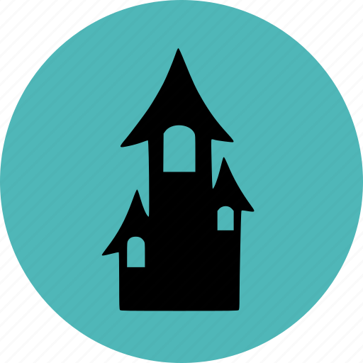 halloween, house, scary, spooky icon