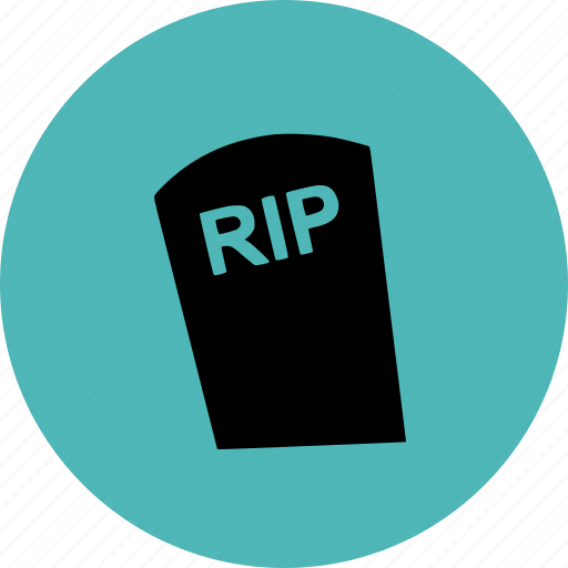 halloween, scary, stone, tombstone icon