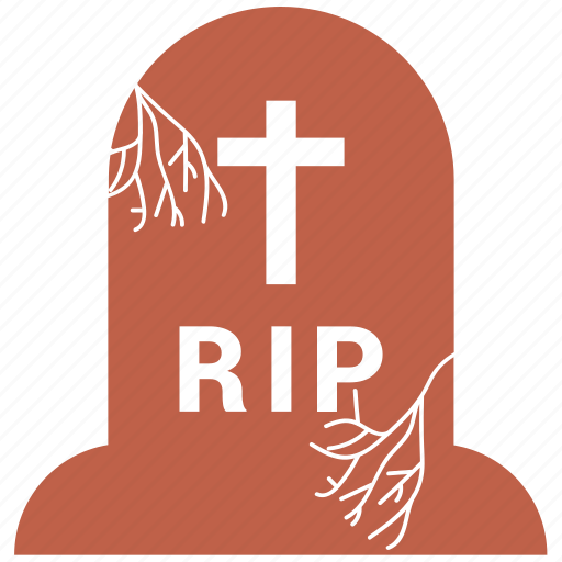 Cemetery, grave, halloween, rip icon - Download on Iconfinder