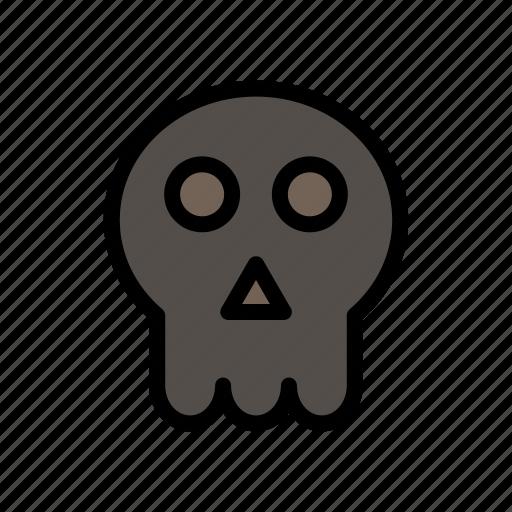 ghost, halloween, horror, monster, pumpkin, skull, spooky icon