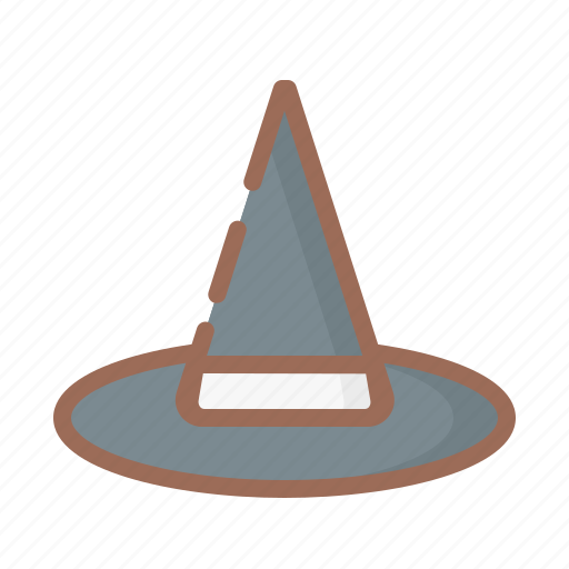 halloween, hat, horror, witch icon