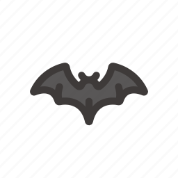 bat, batfill, batman, halloween, night icon