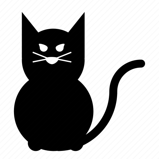 animal, cat, evil, halloween, pet, scary icon