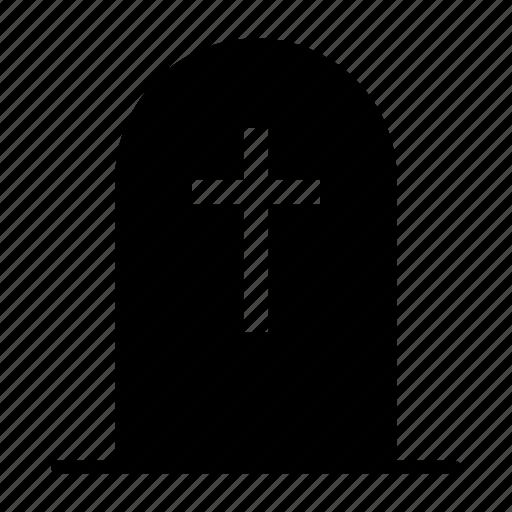 dead, death, grave, graveyard, halloween icon