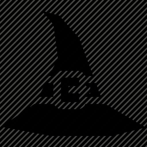 Halloween cap, halloween hat, halloween witch cap, halloween witch hat, witch hat icon - Download on Iconfinder