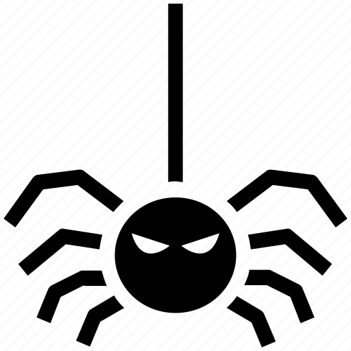 Dreadful, dreadfull, fearful, fearfull, halloween spider, horrible, scary icon - Download on Iconfinder