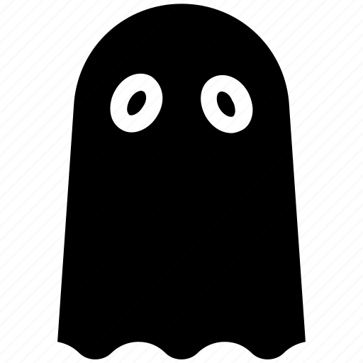 Dreadful, fearful, halloween ghost, horrible, scary icon - Download on Iconfinder