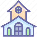 building, church, flower horror castle, flower mansion, halloween horror castle, halloween mansion, horror castle, horror house icon