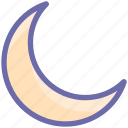 halloween, moon, night, nightmare, scary icon